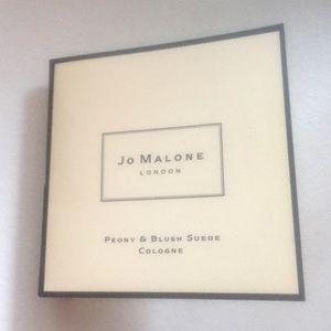 Jo Malone Makeup - NIB Jo Malone Peony & Blush Suede sample 1.5ml